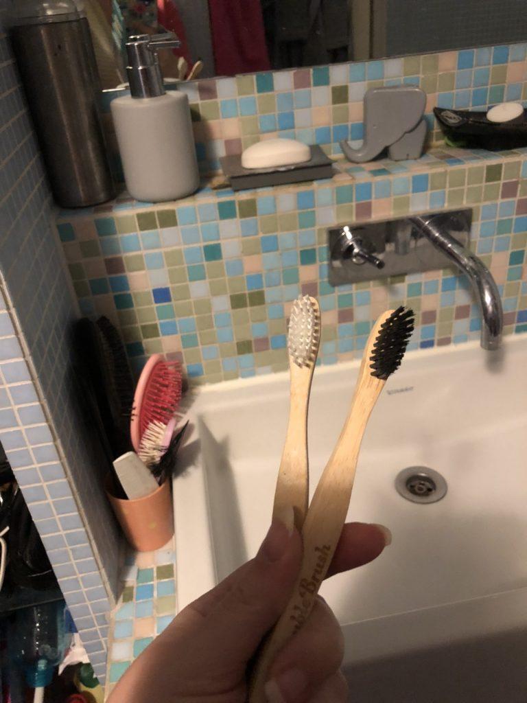 četkice za zube od bambusa