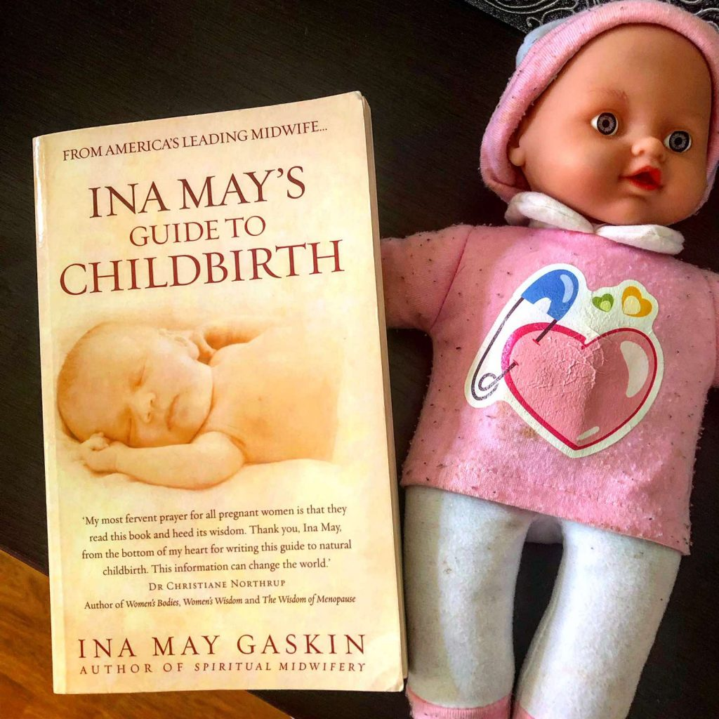 """Ina May Gaskin """"Guide to Childbirth"""""""